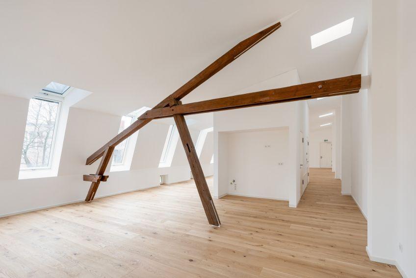 Dachgeschoss Wohnzimmer