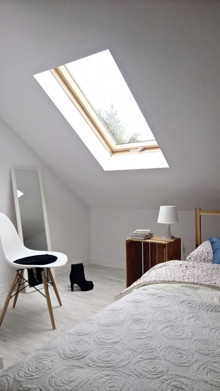 Im Dachgeschoss Schlafzimmer